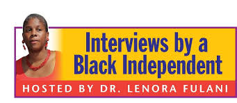 cd 36 election today hahn vs huey interviews by a black independent lenora fulani interviews roscoe orman in harlem friday june 3rd