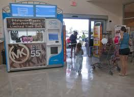 Proactiv Vending Machine Cost Magnificent New Kiosks Take Vending Machines To Next Level Houston Chronicle