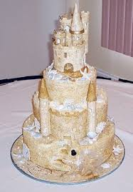 24 Best Sand Castle Wedding Cake Images Cookies Fondant Cakes