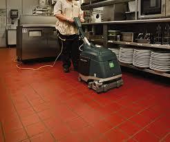 Kitchen Floor Scrubber Speed Scrub 15 Walk Behind Floor Scrubber Quality Cleaning