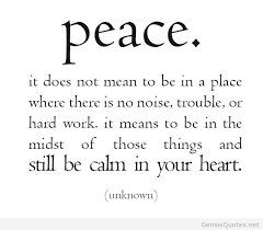 Quotes About Peace Fascinating Quotes About Peace Lifesfinewhine