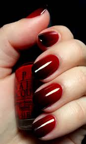 Nail Designs Red Ombre Five Nail Art Designs You Need To Try Haute D Vie Red