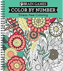 color by number free. Fine Free Brain Games Color By Number StressFree Coloring Green And By Number Free E