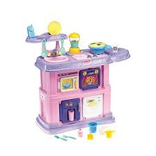 Elegant Fisher Price PINK Grow With Me Kitchen