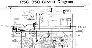 crusader engine starter wiring diagram crusader automotive yamaha r5c 350 wiring diagram