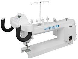 Apprentice 18x6 Long Arm Machine & TinLizzie18 Apprentice 18x6 Long Arm Machine Adamdwight.com
