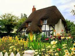 Romance In The GardenRomantic Cottage Gardens