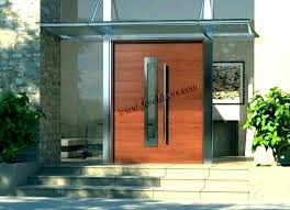 exterior entry doors modern exterior fiberglass entry doors with sidelights
