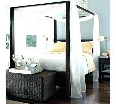 sheer curtains for canopy bed – jalapenosonline.co