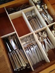 diy drawer organizer from lynnskitchenadventures com