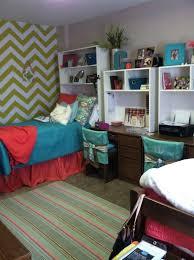 dorm room ideas shelving on top of desk