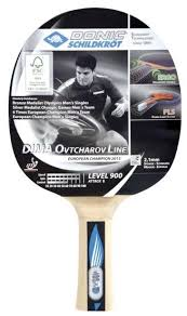 Brands available like butterfly, donic, newgy, yasaka, gambler and more. Donic Schildkrot Dima Ovtcharov Line Racket Topspin Tennis Shop