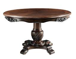 fashionable 60 inch round pedestal dining table stupendous inch round kitchen table coaster cottage two tone