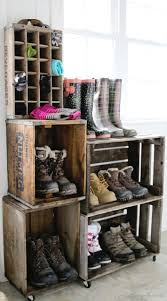 Diy Shoe Storage 11 Cool Shoe Storage Diy Projects You Can Make In A Heartbeat