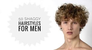 50 Shaggy Hairstyles For Men Men Hairstyles World