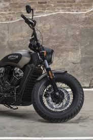 indian goes badass with new scout bobber rideapart