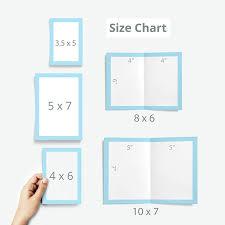 Card Size Chart Greeting Cards Size Lamasa Jasonkellyphoto Co