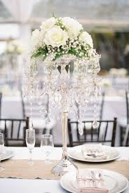 how to make table chandelier centerpieces designs