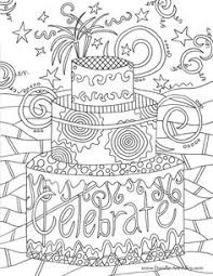 Free printable happy birthday coloring pages. 100 Best Happy Birthday Coloring Pages Ideas Birthday Coloring Pages Happy Birthday Coloring Pages Coloring Pages