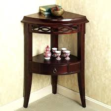 accent table with storage tables of perfect fascinating corner various options for wine furn small drawer and shelf