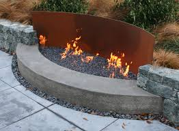 outdoor gas fire pit new zealand. nifty way to approach an open evening fire pit. nicely done. a few chairs outdoor gas pit new zealand