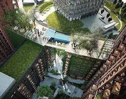 apartment architecture design. A Glass-Bottomed Sky Pool Suspended In London Apartment Complex Architecture Design E