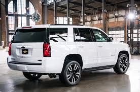 2018 chevrolet rst tahoe. perfect tahoe 2018 chevrolet tahoe rst rear three quarter 1 with chevrolet rst tahoe