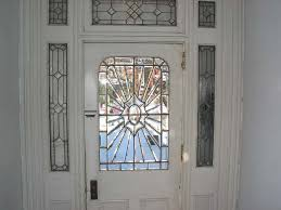 entry door stained glass replacement. stained glass front entry door with side panels - bing images replacement t