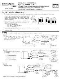 auto meter monster tach wiring diagram data wiring diagrams \u2022 Auto Meter Street Tachometer Wiring Diagram wiring diagram for auto gauge tachometer auto meter wiring diagram rh color castles com auto meter sport comp tach wiring equus pro tach wiring diagram