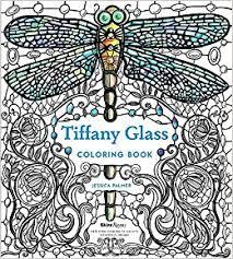 Small Picture Amazoncom Tiffany Glass Coloring Book 9780847860708 Jessica