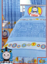 for larger view of thomas the tank engine duvet cover set ticket to r