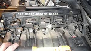 what is this engine part getting to know my m54 engine bay intake manifold air distribution piece in the m54 engine by jason5driver ccv replacement fyi m54 post 23