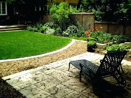 Landscape Design For Small Backyards Extraordinary Small Backyards Designs Aitegyptorg