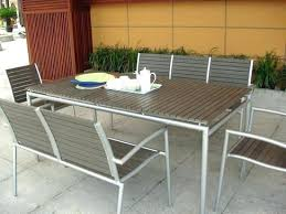 white patio dining table aluminum outdoor dining table perfect outdoor dining tables and chairs and nice