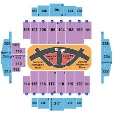 Tacoma Dome Seating Chart With Rows Tacoma Dome Tickets And Tacoma Dome Seating Chart Buy
