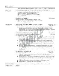 Sample Resume Mba Resume Template Sample Resume Writing Resumes