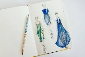 Sketching Clothing Essentials For A Fashion Sketching Tool Kit Threads