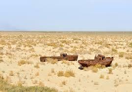 repairing the aral sea