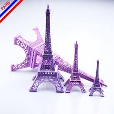 Eiffel Tower Home Decor Accessories Mesmerizing Wedding Centerpieces Table Centerpiece 32d Purple Paris Eiffel Tower