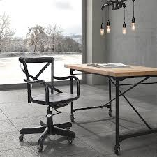 industrial office furniture. ingenious industrial home offices with modern flair 2017 including office decor inspirations minimal and calming furniture c