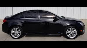 All Chevy chevy cruz 2012 : 2012 Chevy Cruze LTZ Black P1297 - YouTube