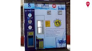 Window Water Vending Machine Extraordinary Now Vending Machines At Railway Stations Mumbai Live