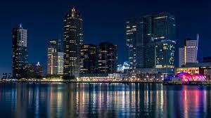 City Skyline 4K Wallpaper, Rotterdam ...