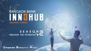 ธนาคารกรุงเทพ ประสบความสำเร็จในการค้นหาสตาร์ทอัพทั่วโลก จับมือ 'เนสท์'  เปิดโครงการ Bangkok Bank InnoHub Season 2 - Bangkok Bank InnoHub