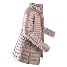 Ultra Light Jacket Women Down Coat 2019 Winter Warm Jacket Ultra Light 90 Duck Down Jacket Warm Parka Casual Brand Long Jacket Female Plus Size