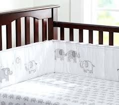 baby bedding set pottery barn kids crib harper