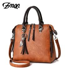 shoulder bags women leather designer handbags las hand cross bag for women famous brand vintage fringed zipper shell c619 satchel handbags las