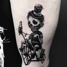 дьявольские татуировки Morty