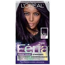 Shades Of Purple Hair Dye Chart The Best Shades Of Purple Hair Dye For Your Skin Tone L