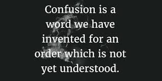 Quotes About Confusion In Life